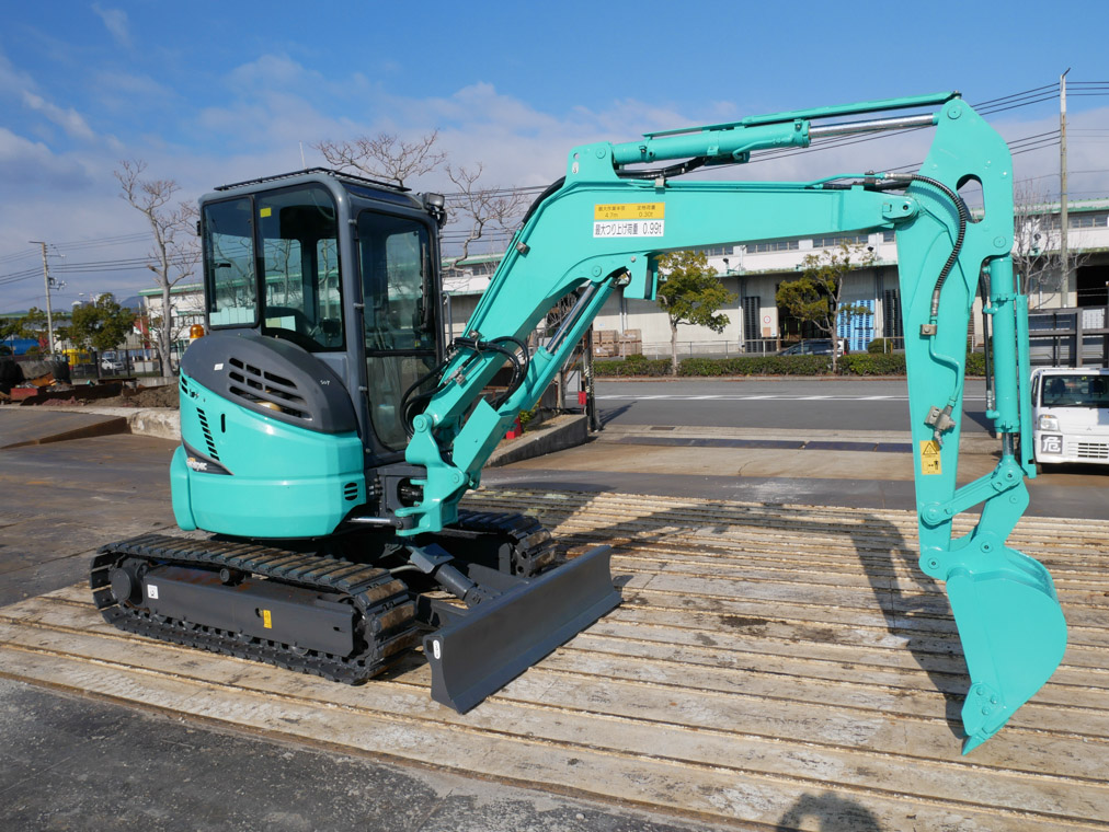 SK35SR-6-PX16-30315 (KOBELCO / MINI EXCAVATOR) - YANAGAWA